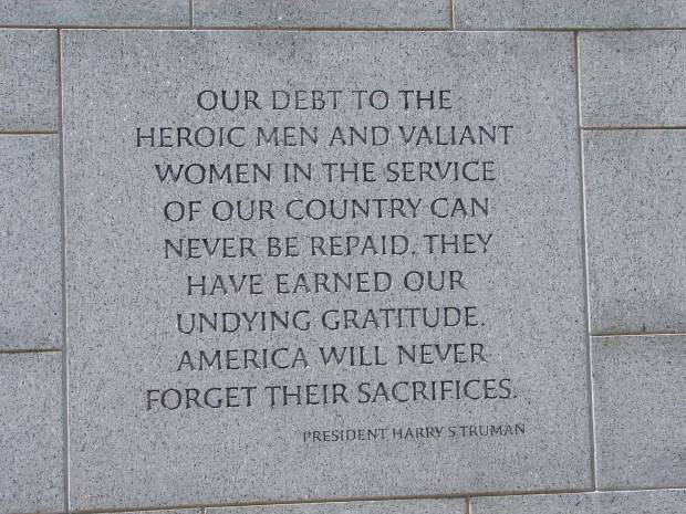 WWII-Memorial-Quote