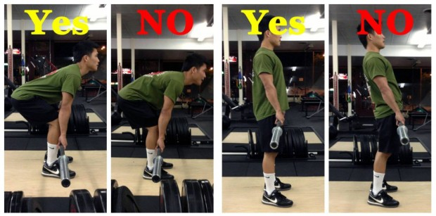 Deadlifts are safe done correctly.  First consult someone regarding proper form, then go to it!