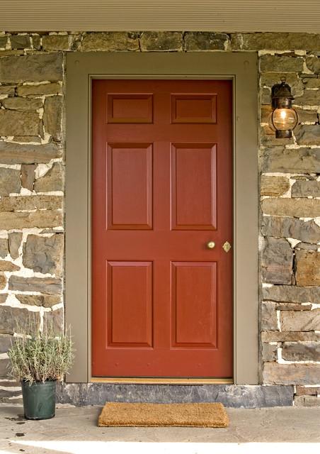 Doors serve a purpose