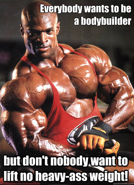 Ronnie Coleman - IFBB Mr. Olympia 1998-2005