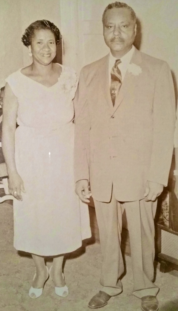 My grandmother...and grandfather too!