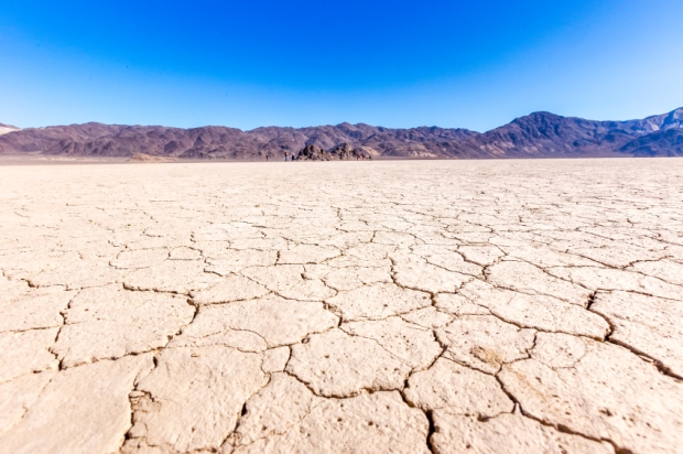 I don't need my skin to end up looking like this dried up, cracked lake bed.