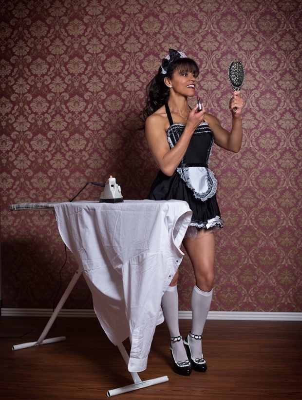 pinup-maid
